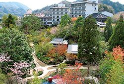 湯坂温泉郷・ホテル賀茂川荘